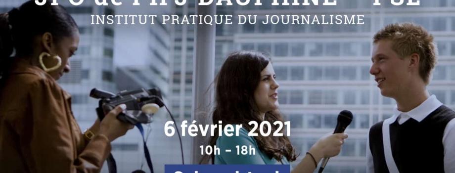 Journée Portes Ouvertes 2021