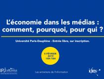 Rencontre autour de l'information économique – 5 février 2019