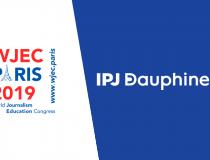 L'institut Pratique du Journalisme Dauphine | PSL organise le 5ème Congrès Mondial des Écoles de Journalisme